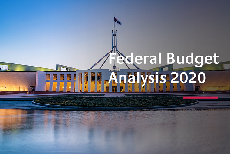 Federal Budget Analysis 2020: Setting the path to economic recovery Image